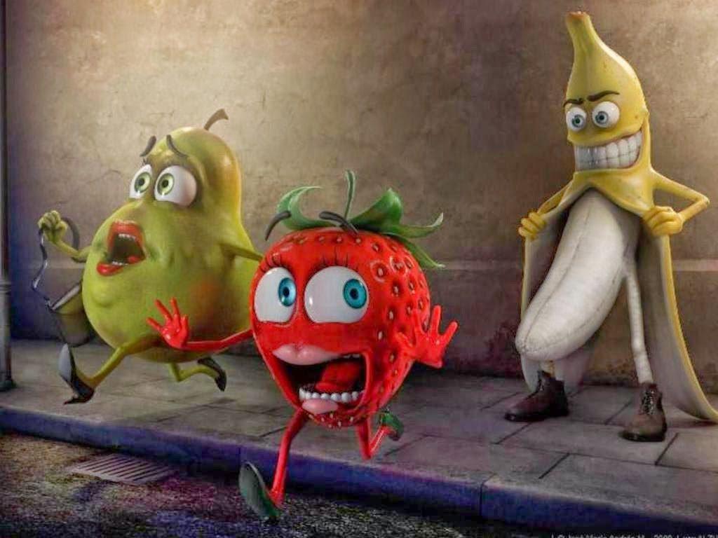 funny banana photo
